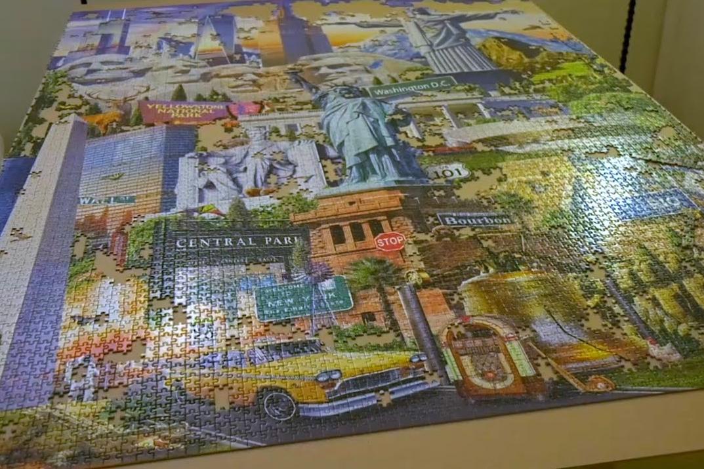 I Puzzle Più Grandi Del Mondo